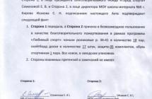 19.09.2011, Киров, благотворительная акция