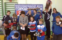 05.12.2013, Челябинск, благотворительная акция
