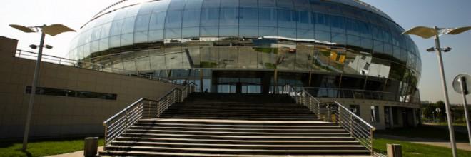 Некоммерческий Благотворительный Спортивный Фестиваль «Энергия движения» во Дворце спорта «Динамо» г. Москвы