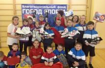25.11.2014, Екатеринбург, благотворительные соревнования