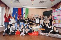 14.11.2014, Уфа, благотворительный праздник