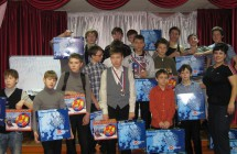 11.12.2014, Киров, благотворительный вечер