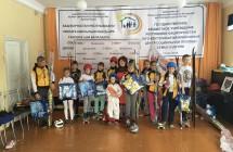 06.12.2016, Сибай, Башкортостан, благотворительная экспедиция