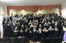 13.12.2017, Уфа, Башкортостан, благотворительный праздник
