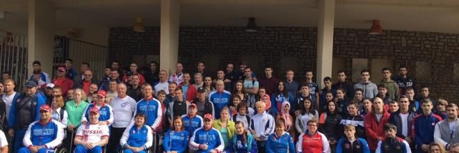 Чемпионат Мира по армрестлингу в Будапеште (Венгрия)
